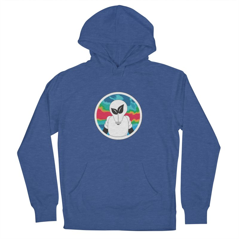 Space Buckets - Simple Logo Men's Pullover Hoody by spacebuckets's Artist Shop