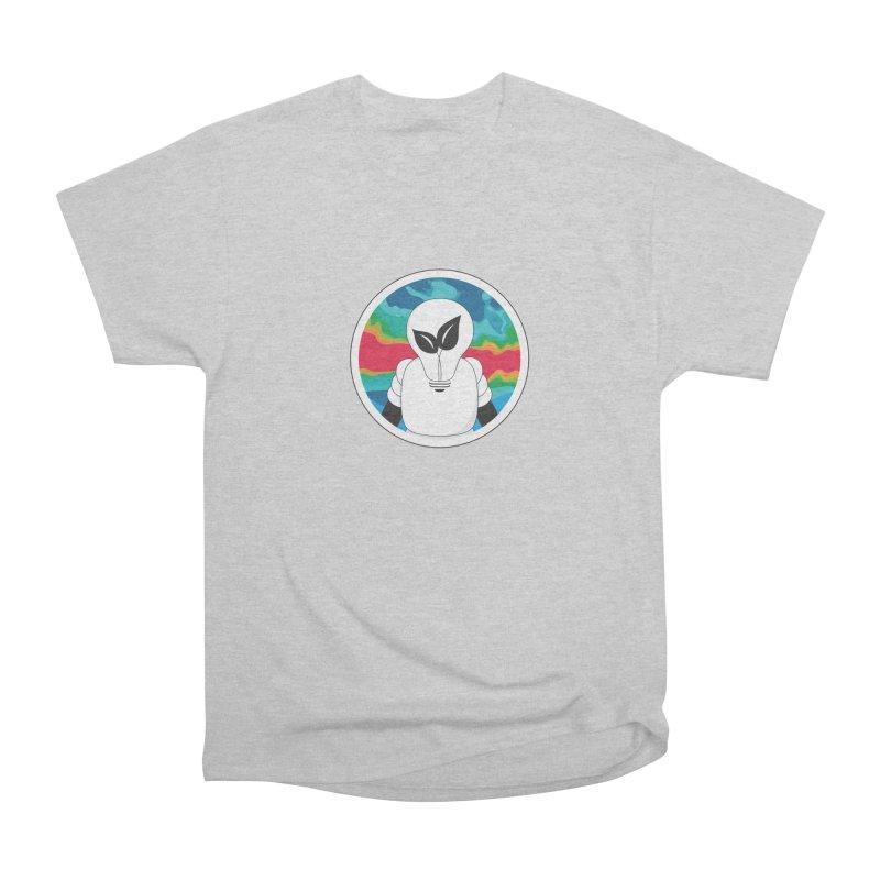 Space Buckets - Simple Logo Women's Classic Unisex T-Shirt by spacebuckets's Artist Shop