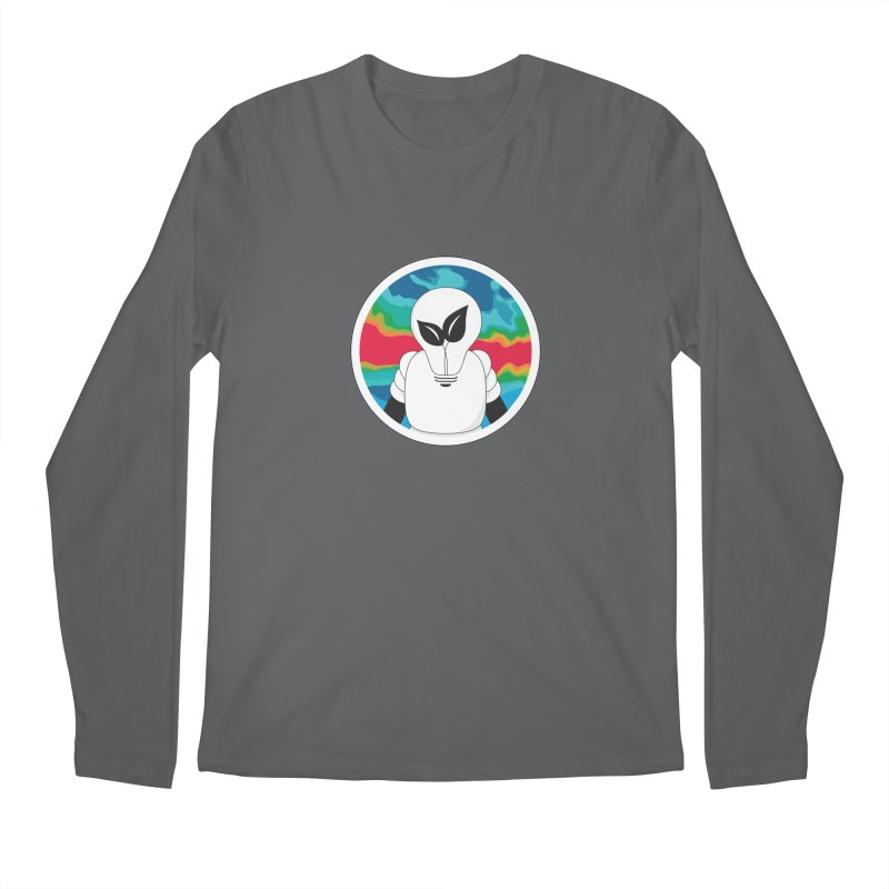 Space Buckets - Simple Logo Men's Longsleeve T-Shirt by spacebuckets's Artist Shop