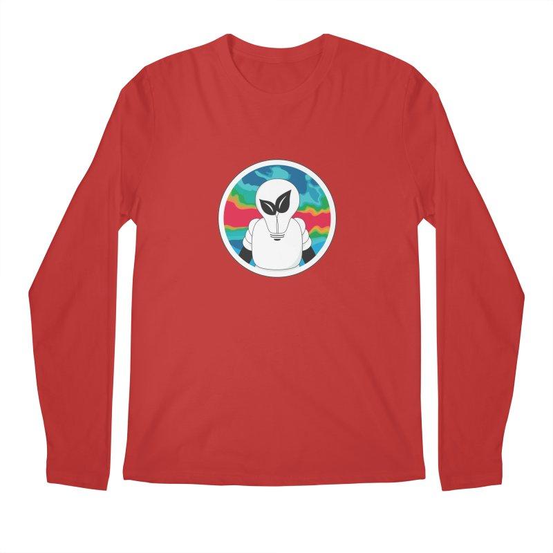 Space Buckets - Simple Logo Men's Regular Longsleeve T-Shirt by spacebuckets's Artist Shop
