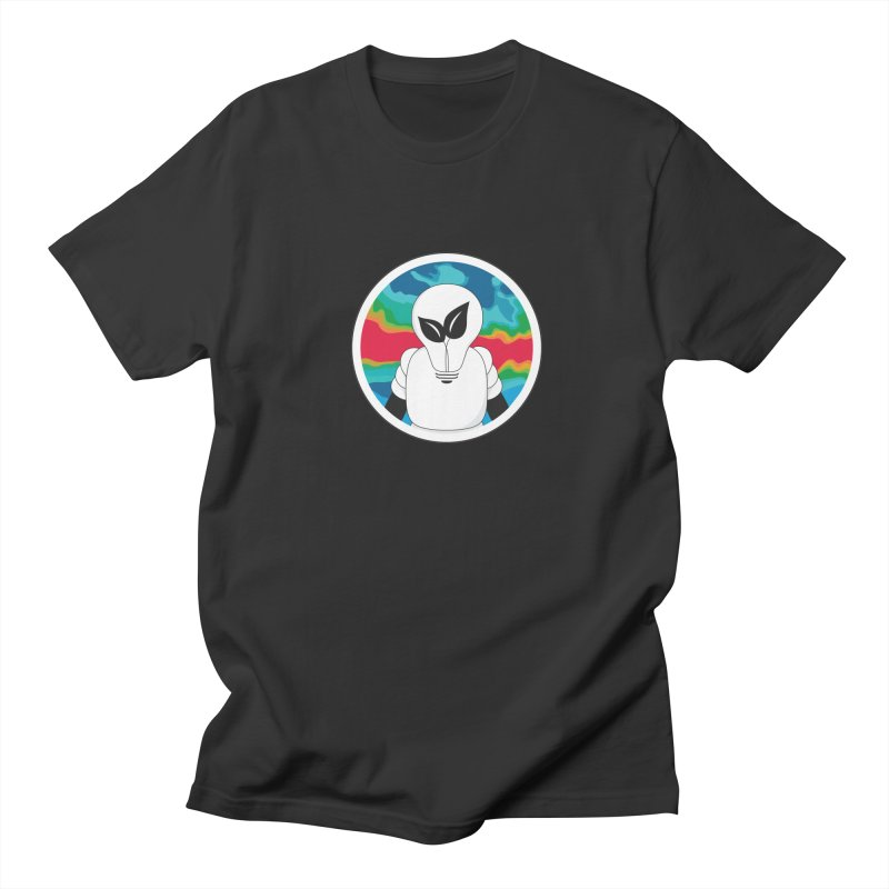 Space Buckets - Simple Logo Men's Regular T-Shirt by spacebuckets's Artist Shop