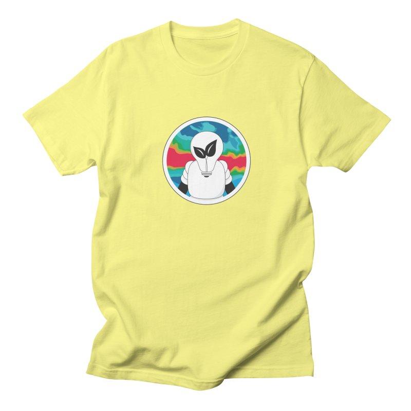 Space Buckets - Simple Logo Women's Regular Unisex T-Shirt by spacebuckets's Artist Shop