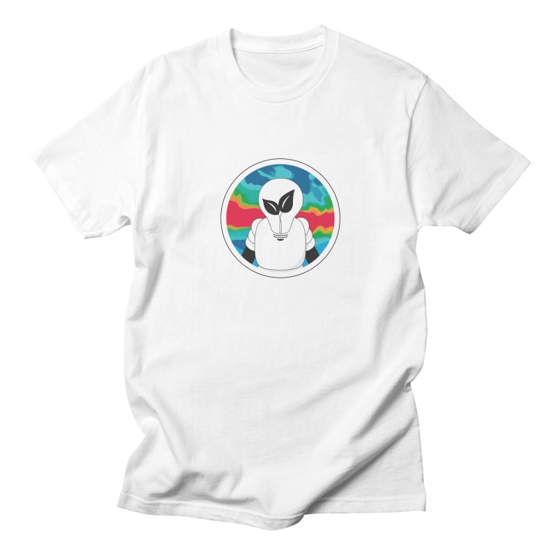 Space Buckets - Simple Logo Men's Regular T-Shirt by spacebuckets's Artist Shop