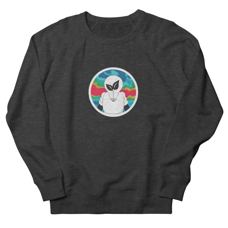 Space Buckets - Simple Logo Women's French Terry Sweatshirt by spacebuckets's Artist Shop