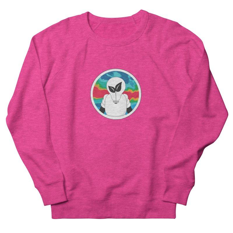 Space Buckets - Simple Logo Women's French Terry Sweatshirt by spacebuckets's Artist Shop