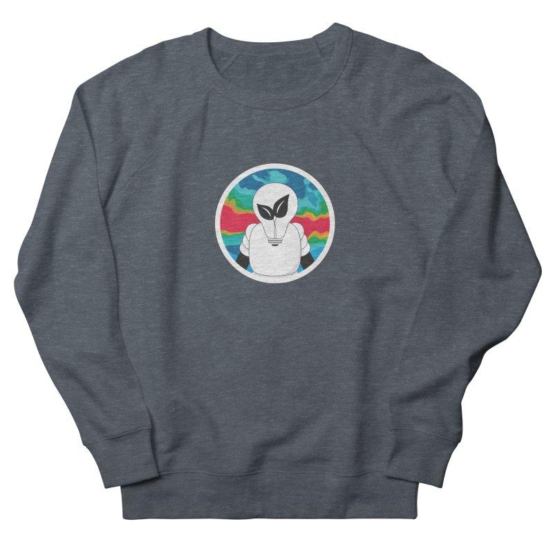 Space Buckets - Simple Logo Men's Sweatshirt by spacebuckets's Artist Shop