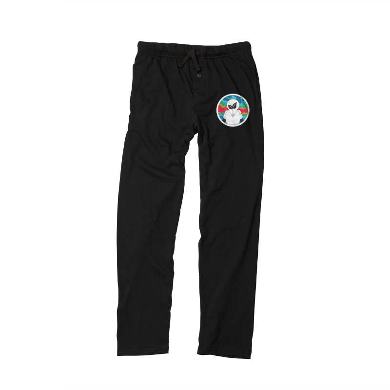 Space Buckets - Simple Logo Men's Lounge Pants by spacebuckets's Artist Shop