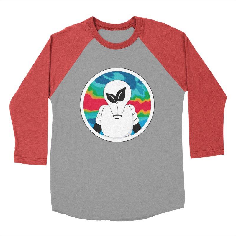 Space Buckets - Simple Logo Big Men's Longsleeve T-Shirt by spacebuckets's Artist Shop