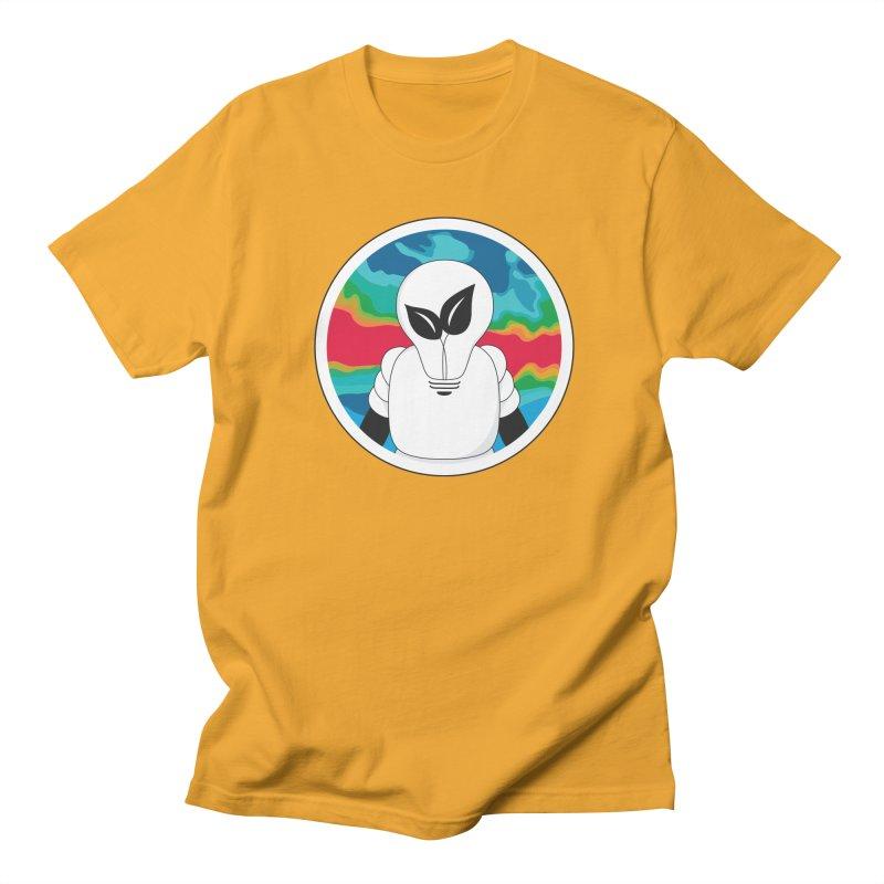 Space Buckets - Simple Logo Big Women's Regular Unisex T-Shirt by spacebuckets's Artist Shop