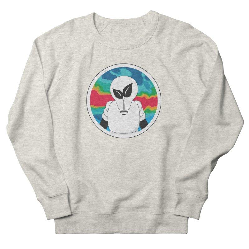 Space Buckets - Simple Logo Big Women's French Terry Sweatshirt by spacebuckets's Artist Shop