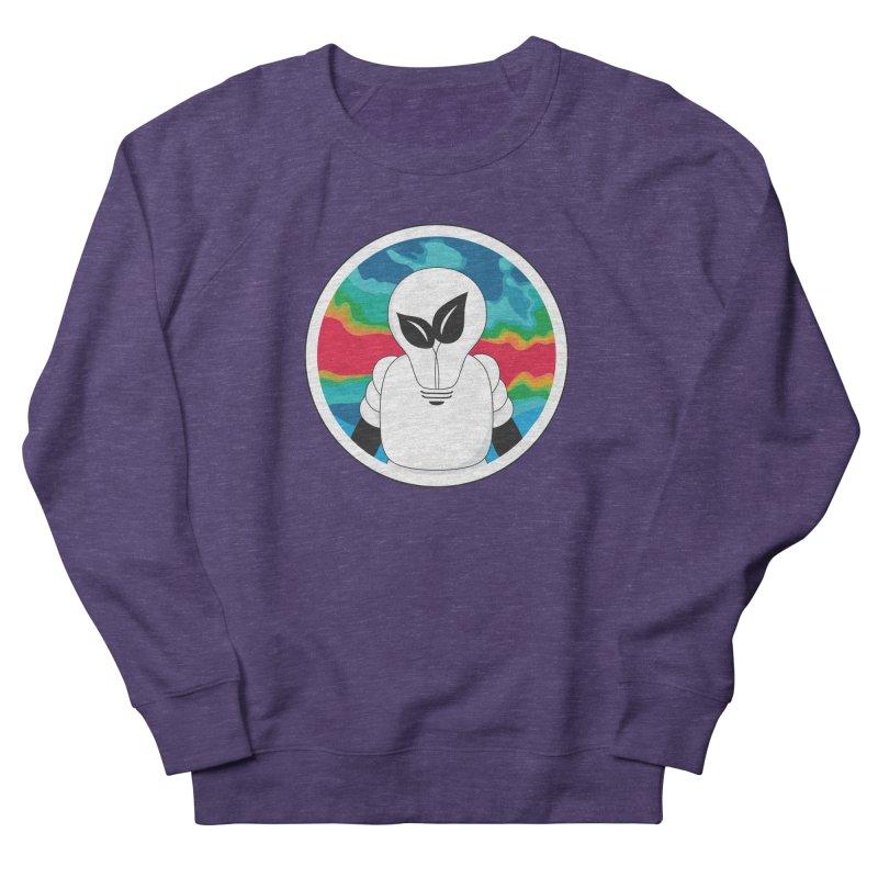 Space Buckets - Simple Logo Big Men's Sweatshirt by spacebuckets's Artist Shop