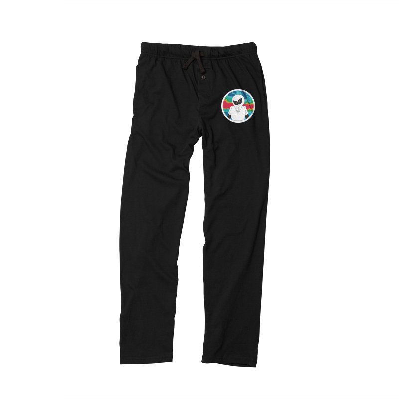 Space Buckets - Simple Logo Big Men's Lounge Pants by spacebuckets's Artist Shop