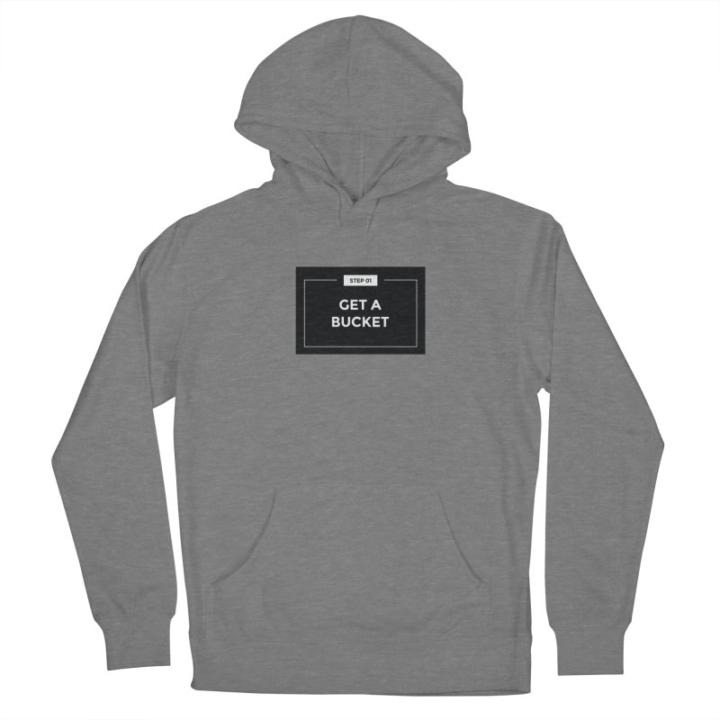 Get a bucket Women's Pullover Hoody by spacebuckets's Artist Shop