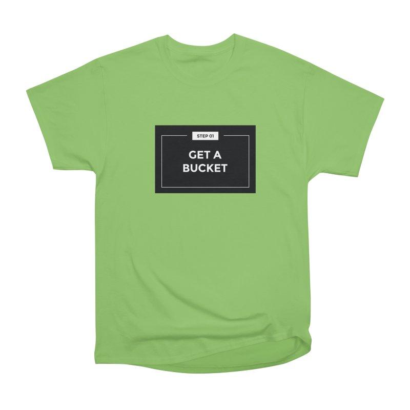 Get a bucket Men's Heavyweight T-Shirt by spacebuckets's Artist Shop