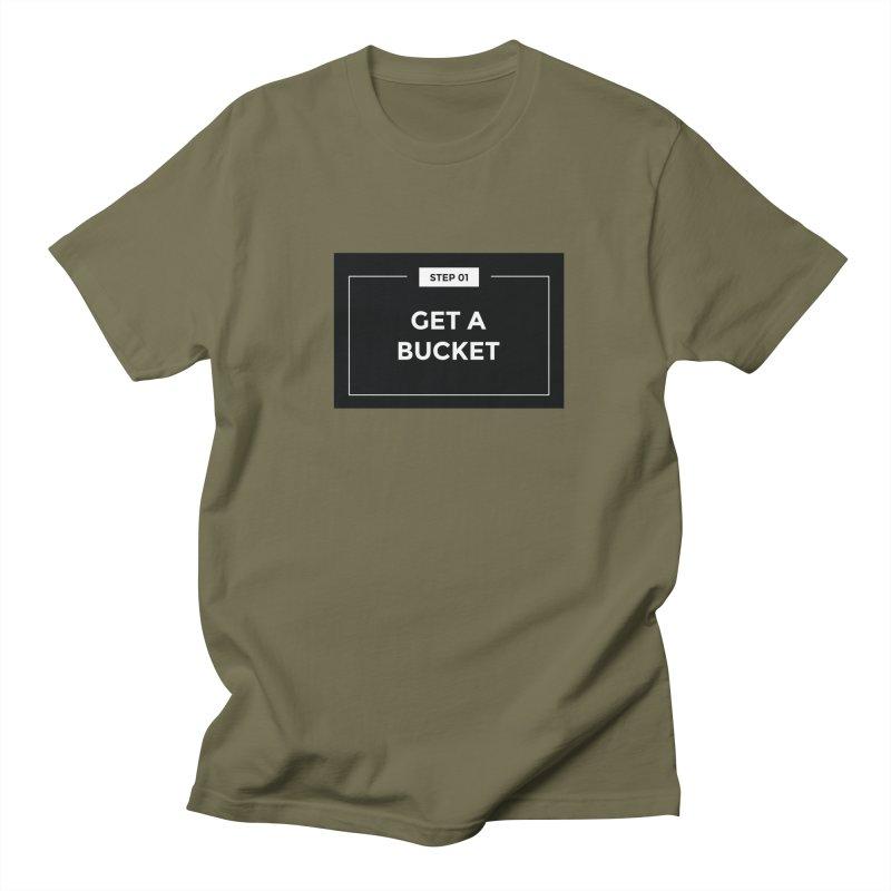 Get a bucket Women's Unisex T-Shirt by spacebuckets's Artist Shop
