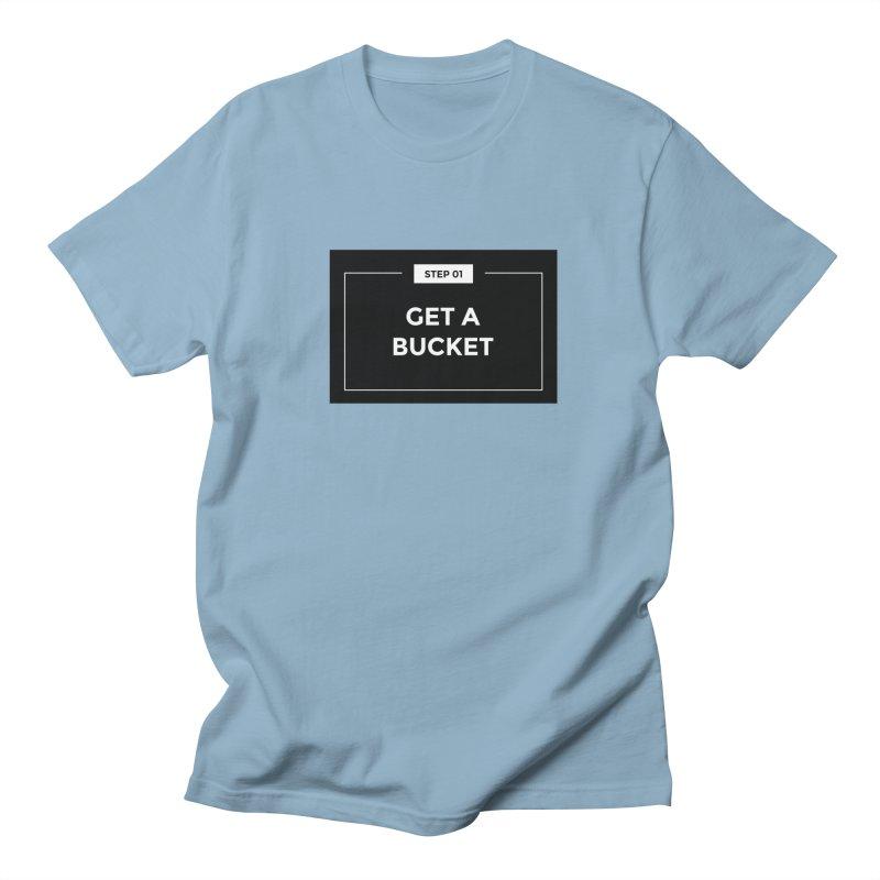 Get a bucket Women's T-Shirt by spacebuckets's Artist Shop