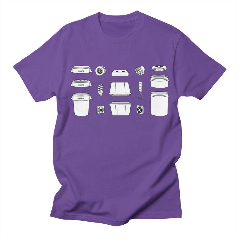Bucket Builder Men's T-Shirt by spacebuckets's Artist Shop