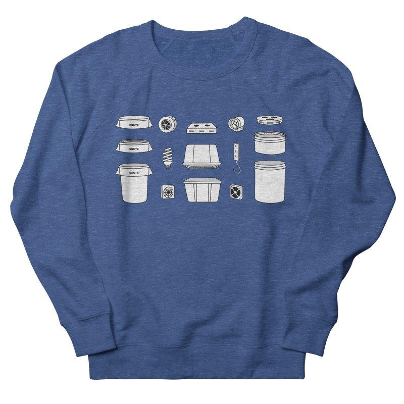 Bucket Builder Women's Sweatshirt by spacebuckets's Artist Shop