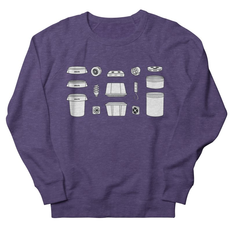 Bucket Builder Men's Sweatshirt by spacebuckets's Artist Shop