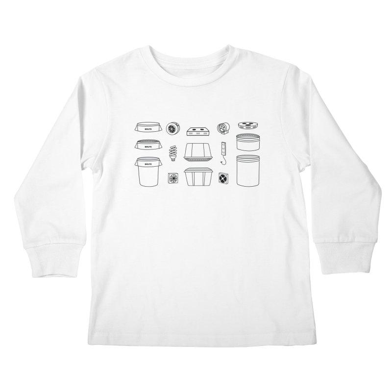 Kids None by spacebuckets's Artist Shop