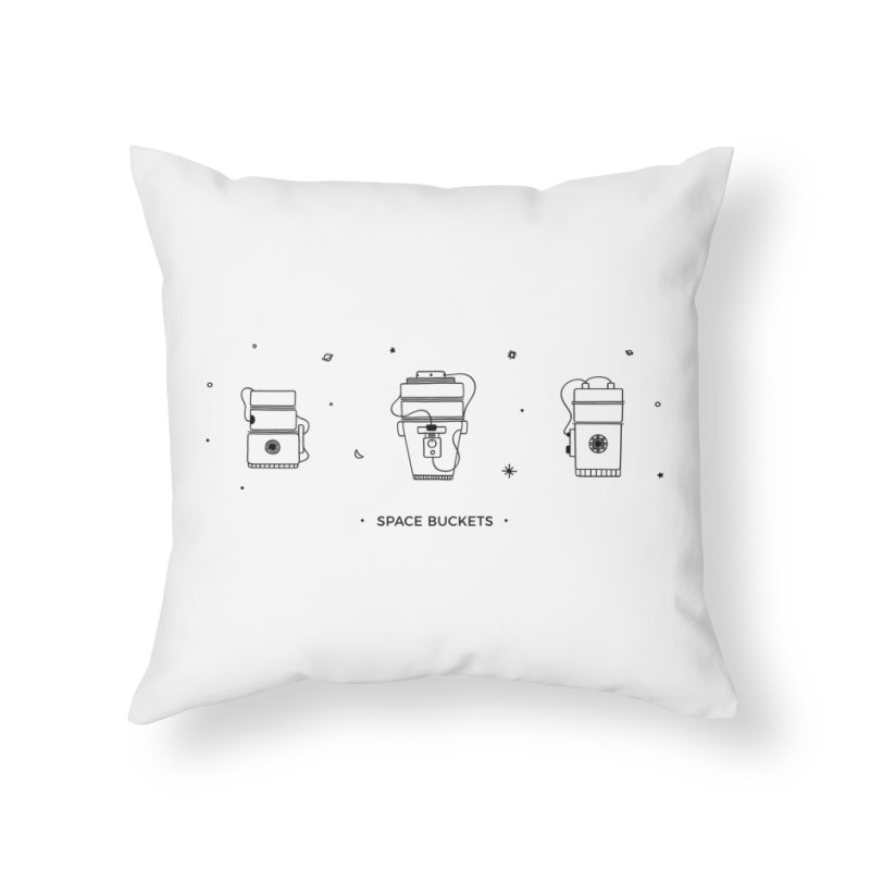 Space Buckets Mk. I Home by spacebuckets's Artist Shop