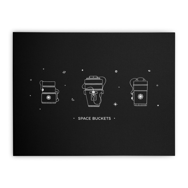 Space Bucket Mk II Home by spacebuckets's Artist Shop