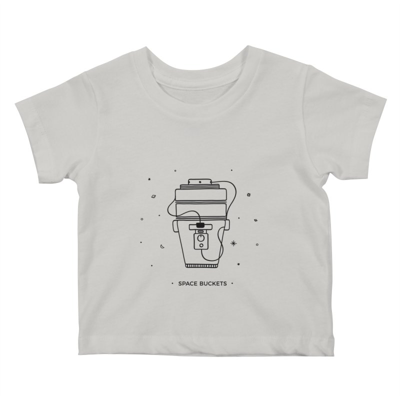 Space Bucket #1 Kids by spacebuckets's Artist Shop