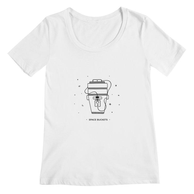 Space Bucket #1 Women's by spacebuckets's Artist Shop