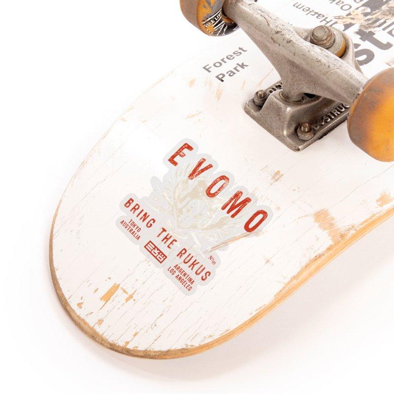 Evomo Rukus International Accessories Sticker by EVOMO BRING THE RUKUS