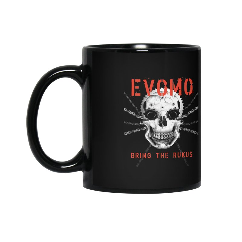 Evomo Ratchet Braincase Accessories Mug by EVOMO BRING THE RUKUS