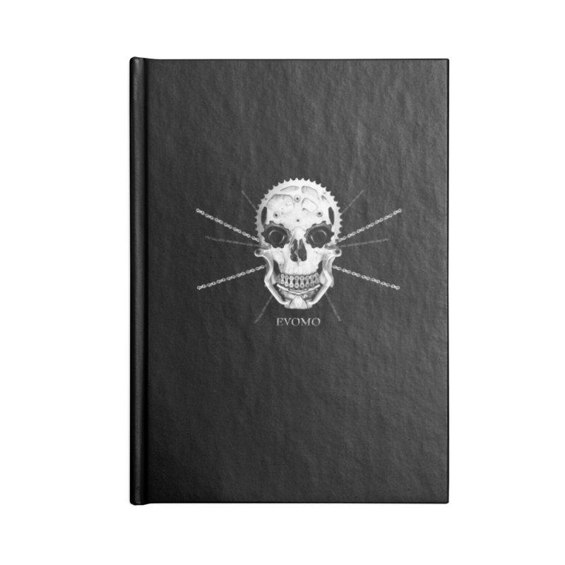 Evomo Braincase Accessories Notebook by EVOMO BRING THE RUKUS
