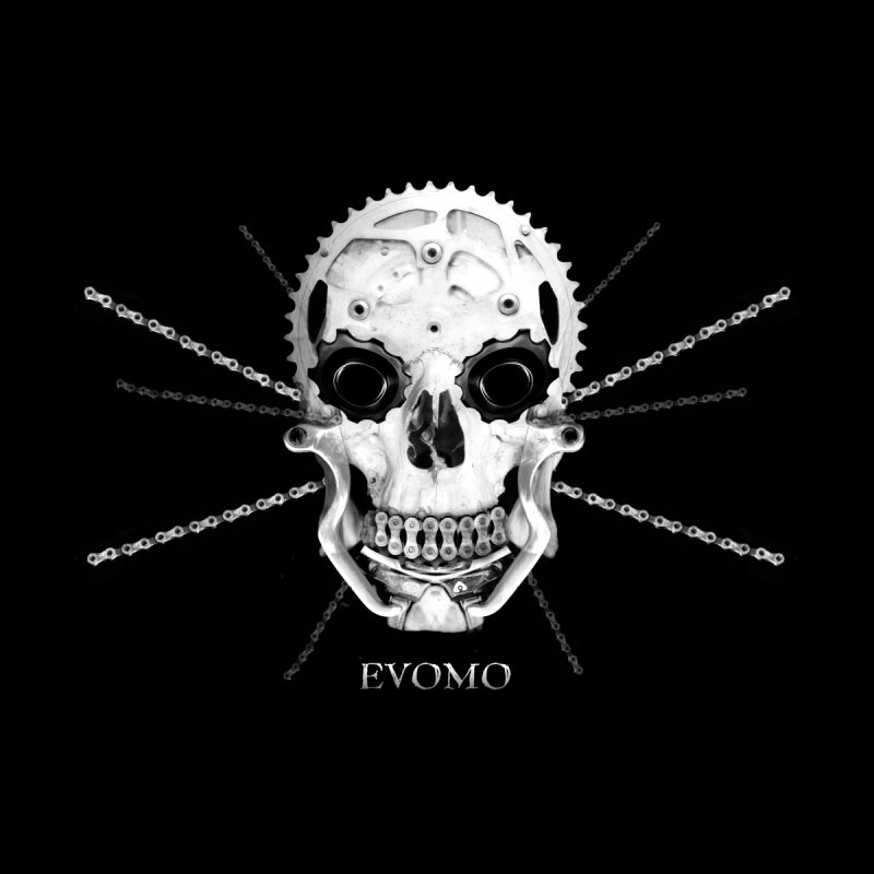 Evomo Braincase Men's T-Shirt by EVOMO BRING THE RUKUS