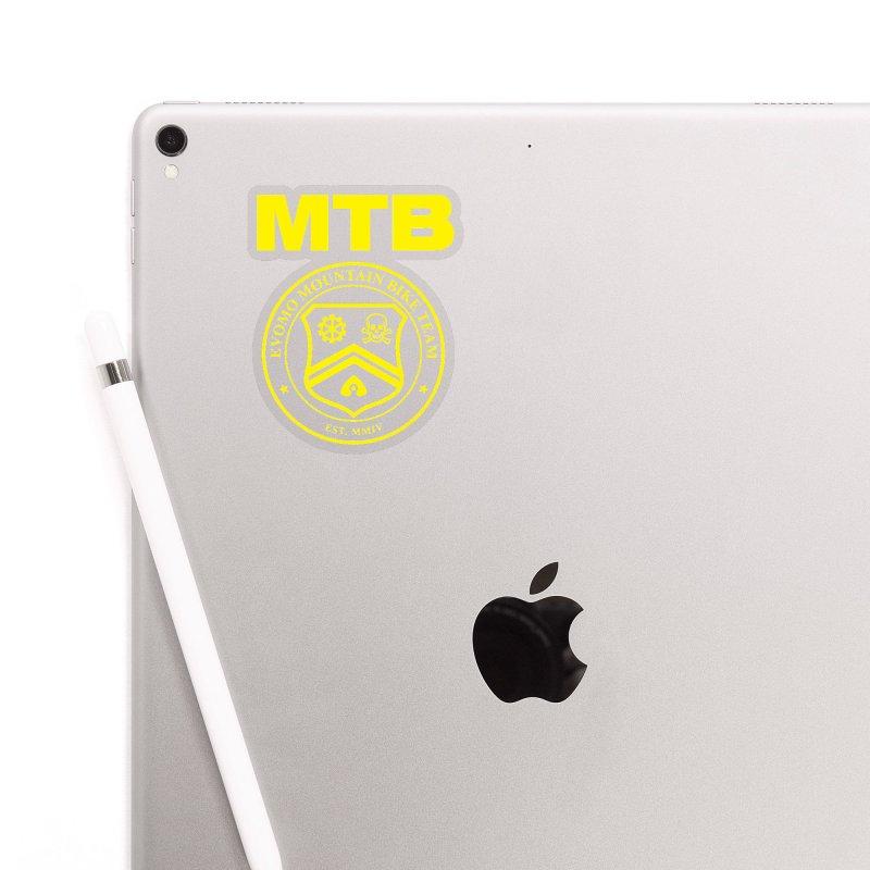 Evomo MTB Agent Smith Accessories Sticker by EVOMO BRING THE RUKUS