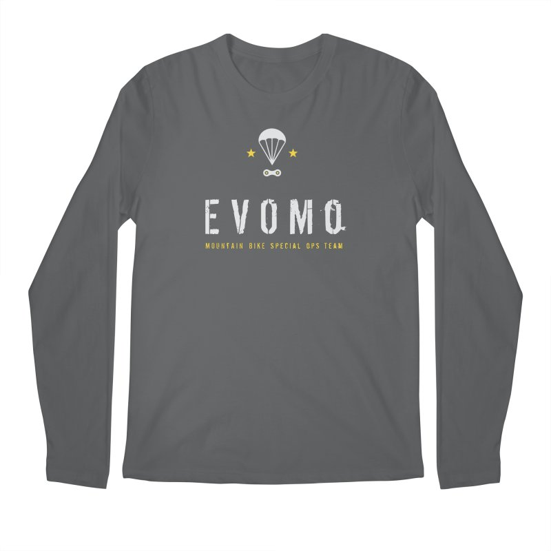 Evomo Ranger Men's Longsleeve T-Shirt by EVOMO BRING THE RUKUS