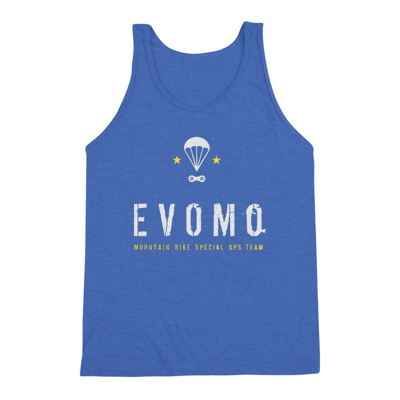 Evomo Ranger Men's Tank by EVOMO BRING THE RUKUS