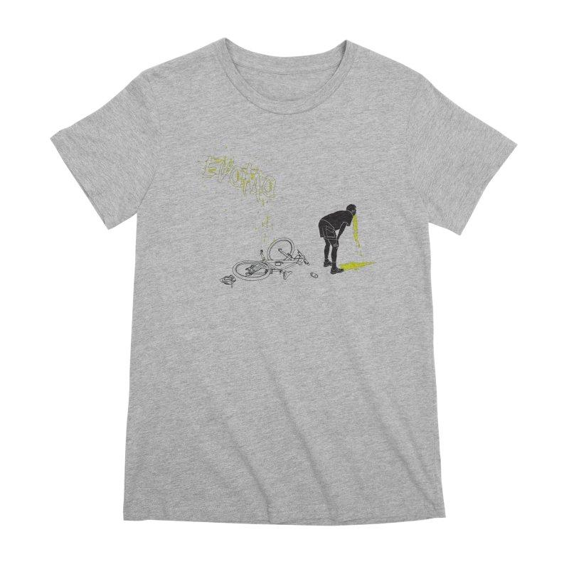 Evomo Hurl Women's T-Shirt by EVOMO BRING THE RUKUS