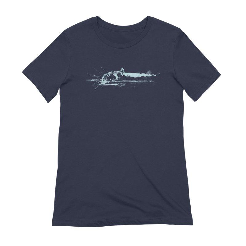 Evomo Epic Grind Women's T-Shirt by EVOMO BRING THE RUKUS