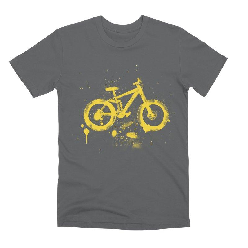 Evomo Spatter Men's T-Shirt by EVOMO BRING THE RUKUS
