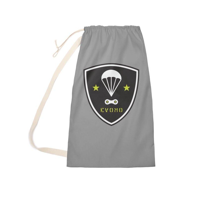 Evomo MTB Airborne Ranger Accessories Bag by EVOMO BRING THE RUKUS