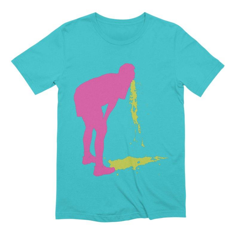 Evomo Solo Hurl Men's T-Shirt by EVOMO BRING THE RUKUS
