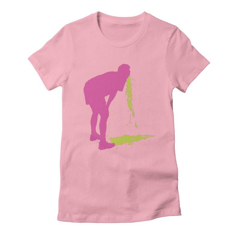 Evomo Solo Hurl Women's T-Shirt by EVOMO BRING THE RUKUS