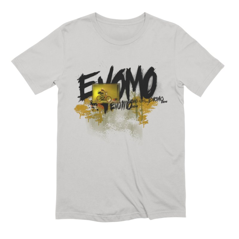 Evomo Flight Men's T-Shirt by EVOMO BRING THE RUKUS