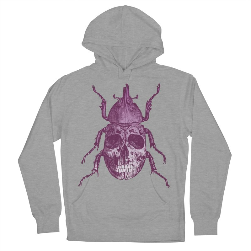Coleoptera Mortem Women's Pullover Hoody by Space Jockey