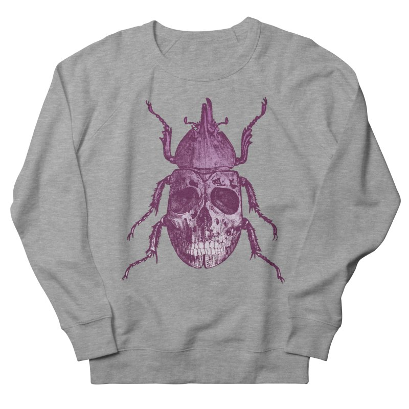 Coleoptera Mortem Women's Sweatshirt by Space Jockey