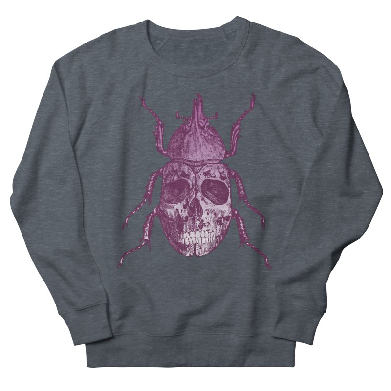 Coleoptera Mortem Men's Sweatshirt by Space Jockey