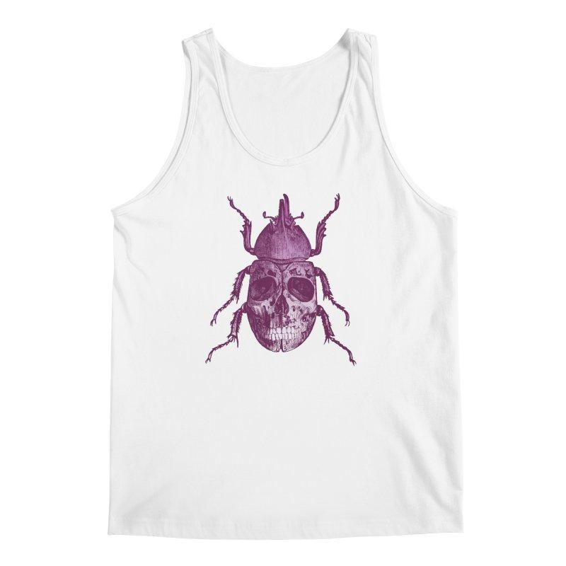 Coleoptera Mortem Men's Tank by Space Jockey