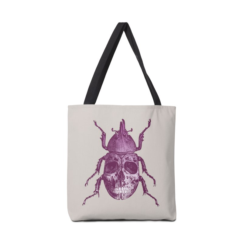 Coleoptera Mortem Accessories Bag by Space Jockey