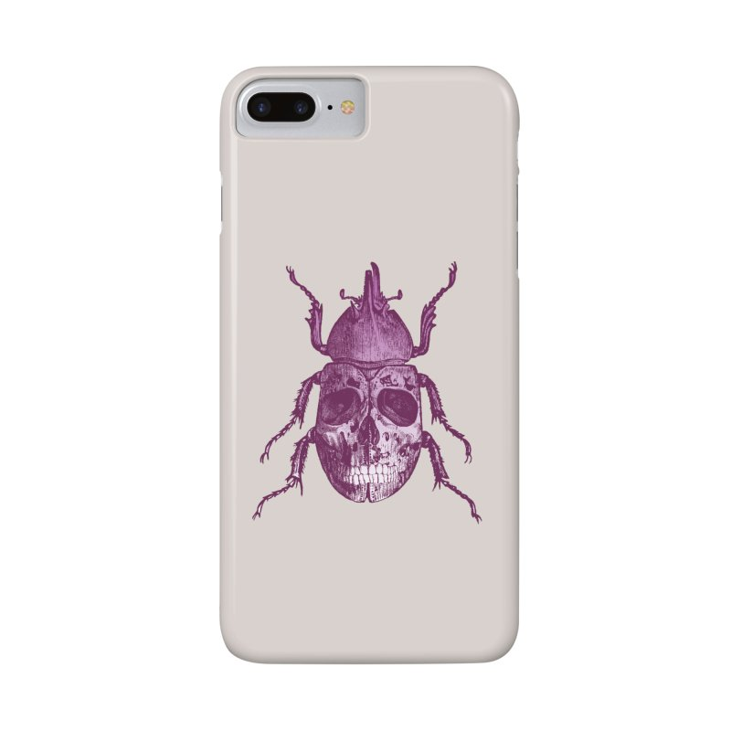 Coleoptera Mortem Accessories Phone Case by Space Jockey