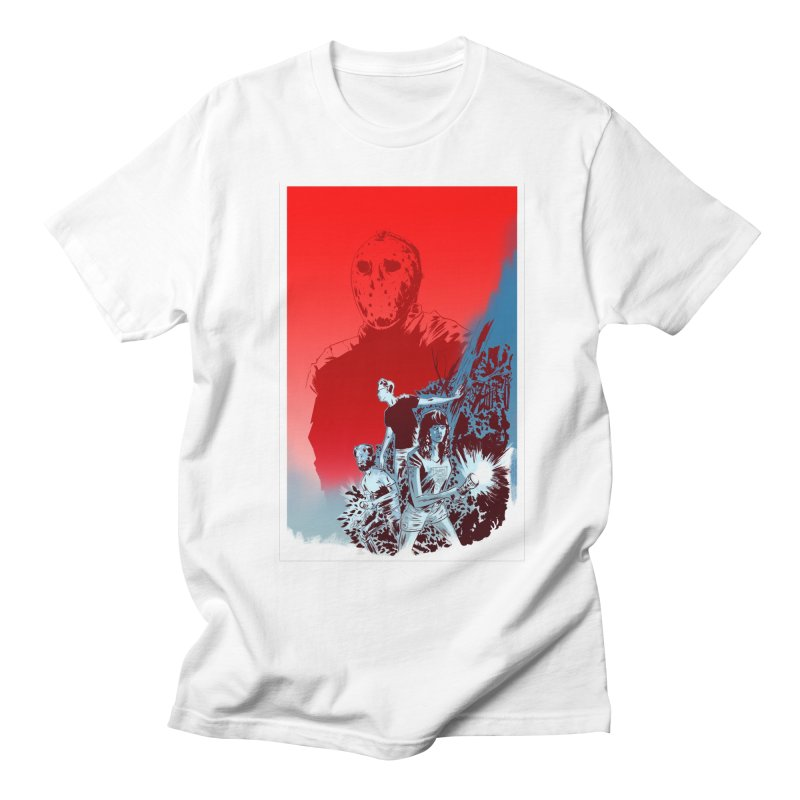 Johnny Awesome  & Goodtones! Men's T-Shirt by Space Pirate