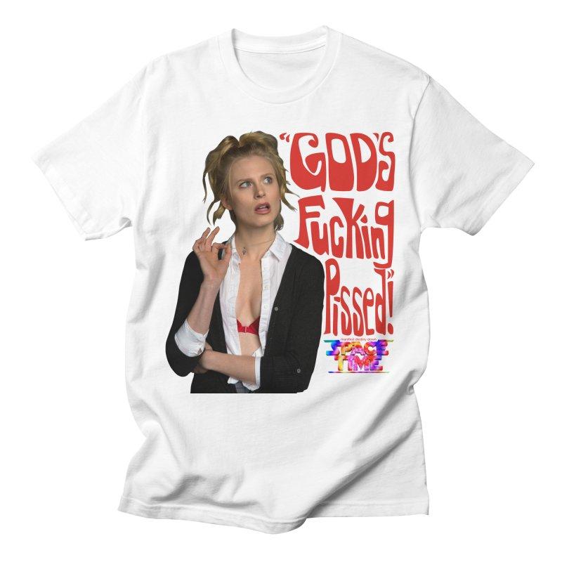 Kara God T-shirt Men's T-Shirt by spacetimethemovie's Artist Shop